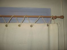 nautical curtain detail - Mary Welling-Bonney
