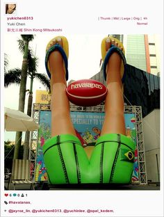 Havaianomaníacos: Havaianas nas mídias sociais. 27/07/2013