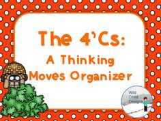 21st Century Learning: Best Practice: Brain-Based: Marzano: Critical ThinkingThis organizer, inspired by Making Thinking Visible by Ritchart, Church, & Morrison is perfect to use with students after they have read a nonfiction or fiction text. Students use the organizer to record their connections to text, and changes in thinking, as well as any parts of the text they want to challenge.