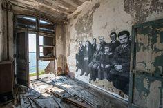 Unframed - Ellis Island, JR (Agence VU)