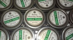 Gaelic Tweed Rustic Shave Soap: Gaelic Tweed: Spicy-sweet blend of French verbena and lemon, a green Florentine iris and violet leaves, and sublime notes of Mysore sandalwood and ambergris.