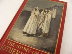 1895 Victorian Book -   The Story of the Other Wise Man