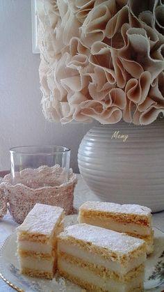 Limun pita by esekerica Baking Recipes, Cake Recipes, Dessert Recipes, Kolaci I Torte, Croatian Recipes, Sweet Desserts, Cake Cookies, No Bake Cake, Vanilla Cake