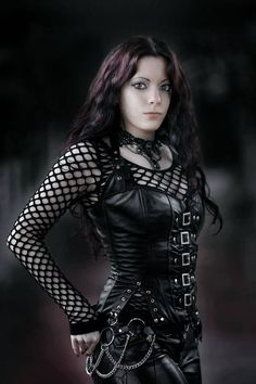 Gothic isn't only based on music or cloth, it's a culture.