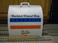1972 Barbie's Friend Ship airplane #8639