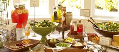 salad bar party - Google Search