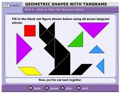 This blog gave a great link to a hands-on geometry activity