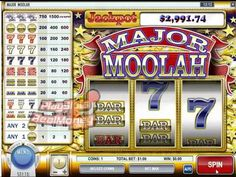 MAJOR MOOLAH SLOT [NO DOWNLOAD CASINOS] - YouTube