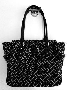 my first Tommy Hilfiger bag