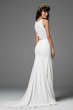 Nikkie Skirt 58355 | Brides | Willowby by Watters