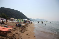 Beach of Glifada
