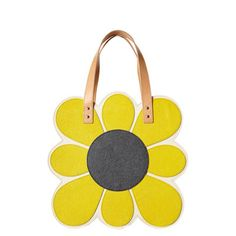 Orla Kiely | USA | Bags | Mainline | Applique Flower Tote Bag (15SBAFL054) | Multi