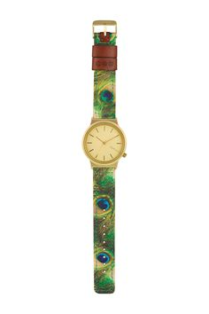 Women's Wizard Print Watch by KOMONO