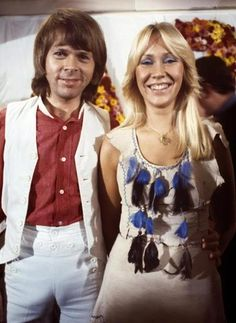 Your favourite Agnetha and Björn pic - Seite 45 | www.abba4ever.com