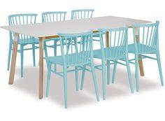 Danske Møbler New Zealand Made Furniture, Stressless Furniture Table And Chairs, Dining Chairs, Dining Table, White Table Top, Outdoor Tables, Outdoor Decor, Light Oak, Danish Design, Furniture Making