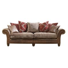 If you love traditional elegance then Alexander & James Hudson 4 Seater Sofa is for you - offering both style and comfort for your living space!