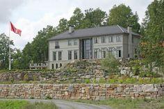 Villa Ågreneset, Ågreveien 51, NO-4887 Grimstad