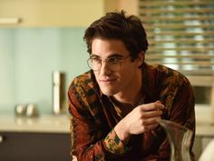 The actor plays Andrew Cunanan, whose victims included an iconic fashion designer, in FX's 'The Assassination of Gianni Versace: American Crime Story.'