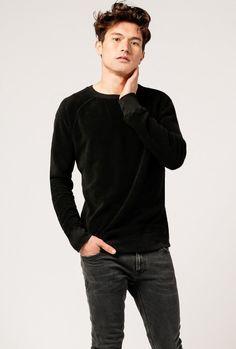 0b0294e158 Nudie Jeans Samuel Terry Sweatshirt Nudie Jeans