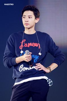 image of sass Chanyeol Rap, Luhan, Baekyeol, Chanbaek, Exo Group, Kyung Hee, Chinese Boy, Exo K, Actor Model