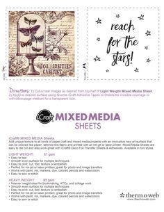 MixedMediaSheets