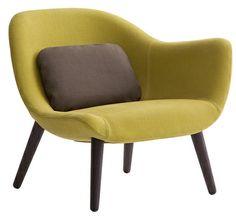 Кресло Mad, дерево, текстиль, дизайнер Марсель Вандерс, Poliform