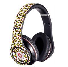 Custom Beats By Dre Studios Custom Beats, Beats By Dre, Over Ear Headphones, Headset, Studios, Hockey Helmet, Headphones, Headpieces, Ear Phones
