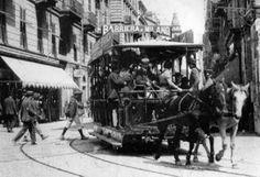 De ruina mundi: Susanna Camusso sulla tramvia a cavalli