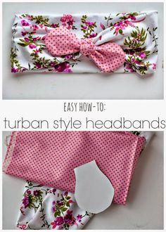 5 Minute No Sew DIY Headband Tutorial  857c1501588