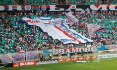 JOGO - E.C.Bahia 4x0 Galícia - Itaipava Arena Fonte Nova - Salvador-Bahia-Brasil (22-03-2015)