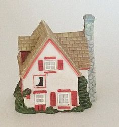 LENOX PRINCETON GALLERY-ENGLISH COUNTRY COTTAGE-THE COBBLER'S SHOP