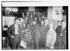 Reservists -- German Consulate (LOC) by The Library of Congress, via Flickr