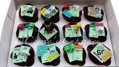 Monopoly cupcakes