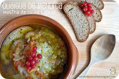 Oliaigua de Menorca: Mostra de Cuina Balear