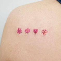 Mini Tattoos, Little Tattoos, Small Tattoos, Frangipani Tattoo, Tattoo Girls, Tattoos For Guys, Sternum Tattoo, Forearm Tattoos, Samoan Tattoo