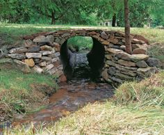 How to Build a Stone Culvert