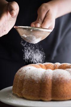 It's so easy to make this Amaretto Bundt Cake with it's Buttery Amaretto Sauce! It's definitely a beginner's cake... #amaretto #bundtcake #cake #amarettobundtcake #dessert | savoryspicerack.com @savoryspicerack Cake Mix Recipes, Baking Recipes, Dessert Recipes, Frosting Recipes, Baking Ideas, Drink Recipes, Yummy Recipes, Cream Cheese Recipes, Cake With Cream Cheese