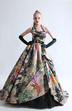 クチュールメゾン ヒサコタカヤマ No.08-0001   ウエディングドレス選びならBeauty Bride(ビューティーブライド)