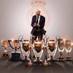 Rafael Nadal, Real Madrid Football, Zinedine Zidane, Champions League, Photo Wall, Soccer, Ronaldo, Tennis, Train