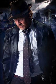 Harvey Bullock (Gotham TV Series)