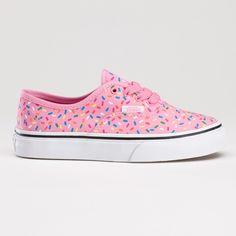 Girls Sprinkles Shoes