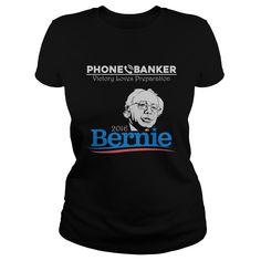 Bernie Sanders Phone •̀ •́  Banker ShirtShare the Bern with this awesome shirtBernie,Sanders Trump Hillary