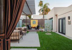 The Colony House - modern - Landscape - Phoenix - Coffman Studio