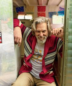 GQ's Caity Weaver visits the famously relaxed Jeff Bridges for an appropriately chill hangout.