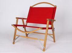 カーミットワイドチェア レッド Kermit Wide Chair -RED-/カーミットチェア通販専門店
