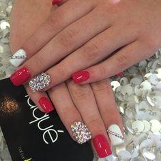 My nails from Laque Nail Bar