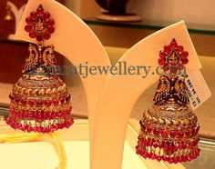 Jewellery Designs: antique earrings