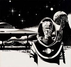 Vincent Di Fate, 1984.