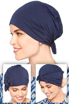 74607a30ae9e0 46 Best Comfy Sleep Caps for Women images