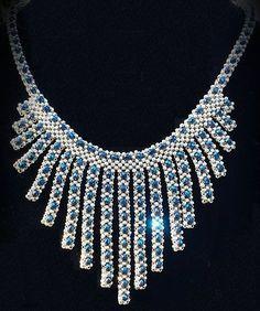 Princess Alexandra Tiara Necklace - Bead&Button Show